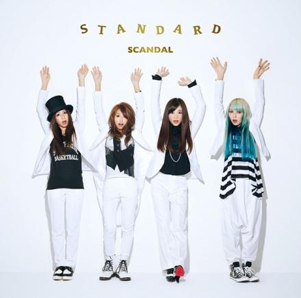 SCANDAL『STANDARD』
